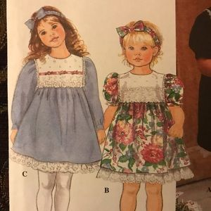 Simplicity Sewing Pattern - Toddler